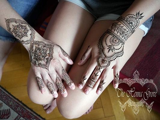 Anya-lánya henna