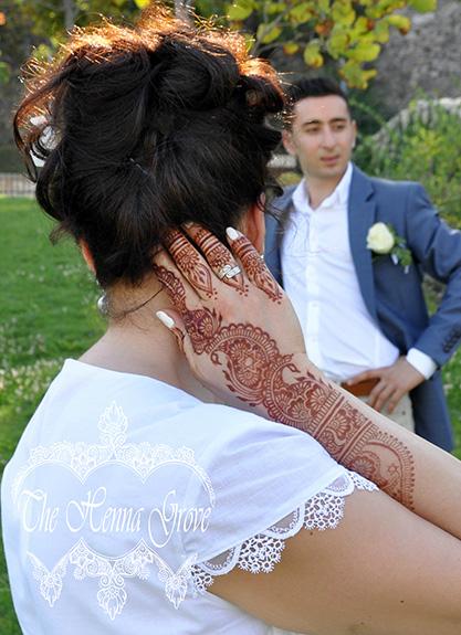 Esküvői henna
