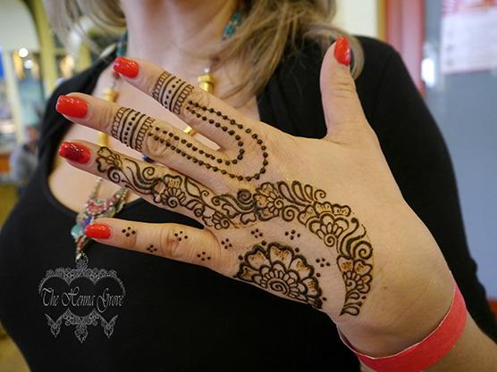 Darcy henna