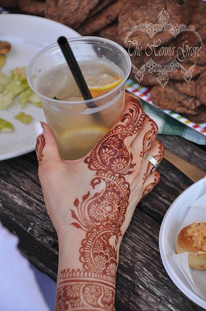 Henna és Limonádé