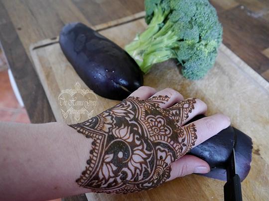 Konyhai henna
