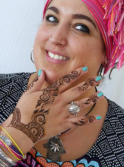 Fatima henna