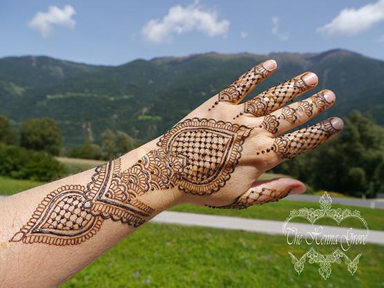 Alpesi henna