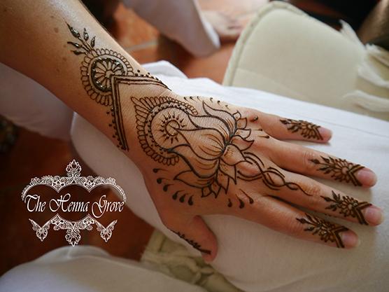 Lótusz henna