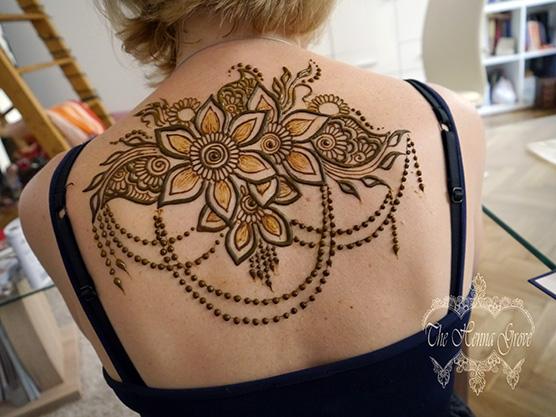 Henna egy forró napra