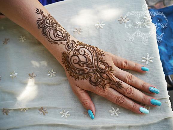 Örömvirág Henna