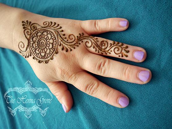 Pici henna