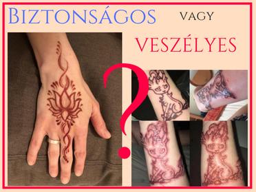 Biztonságos a henna?